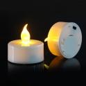 Espelmes de Te Electròniques (Pack 6)