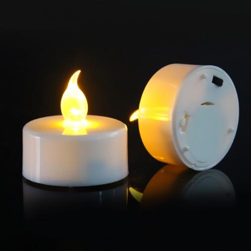 Espelmes de Te Electròniques (Pack 6) - GBC SHOP