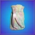 Saquito Crochet (con cinta)