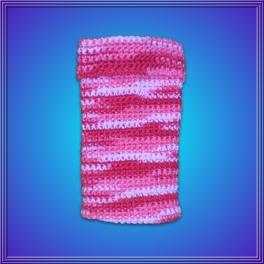 Funda Crochet 60ml. Tricolor