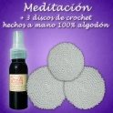 Meditación + Discos Crochet