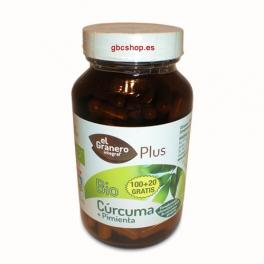 Cúrcuma + Pimienta Bio