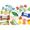 Caramelos de Frutas Ácidas con Stevia