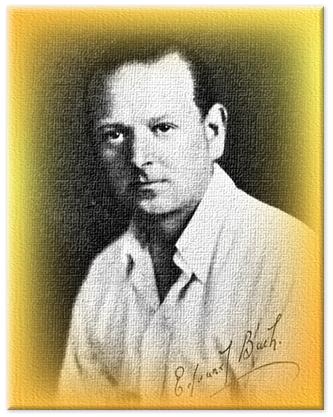 Edward Bach.